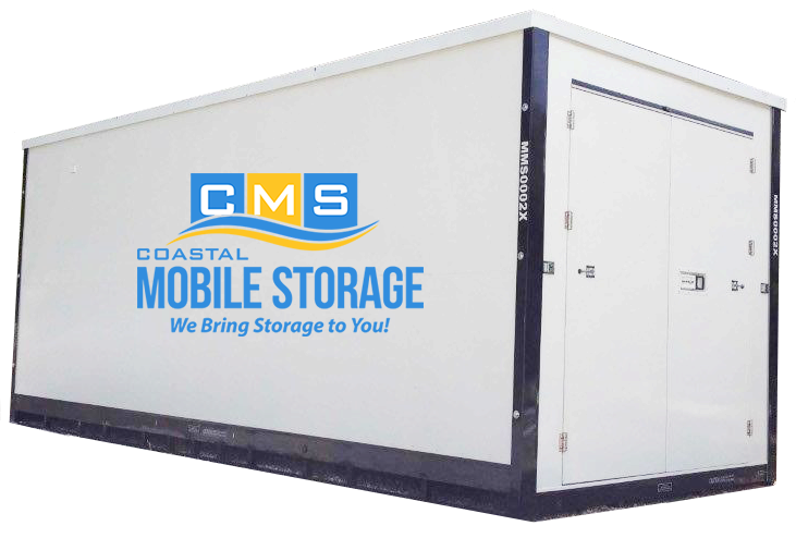 Coastal Mobile Storage Unit