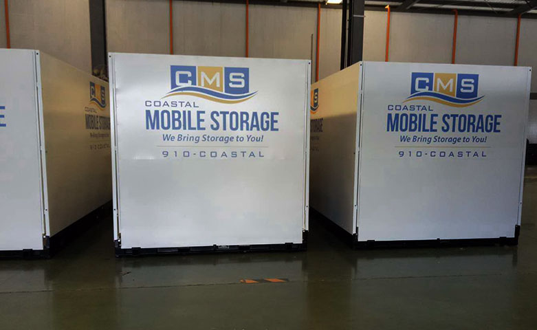 Mobile Storage Units in Wilmington, NC